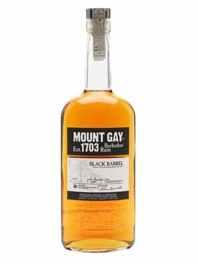 Mount Gay Black Barrel Rum Fl 70