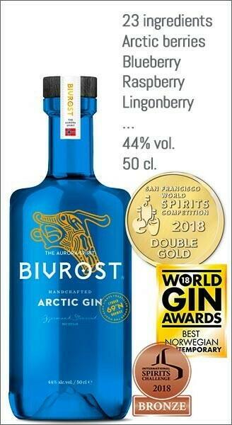 Bivrost Arctic Gin 50 Cl.