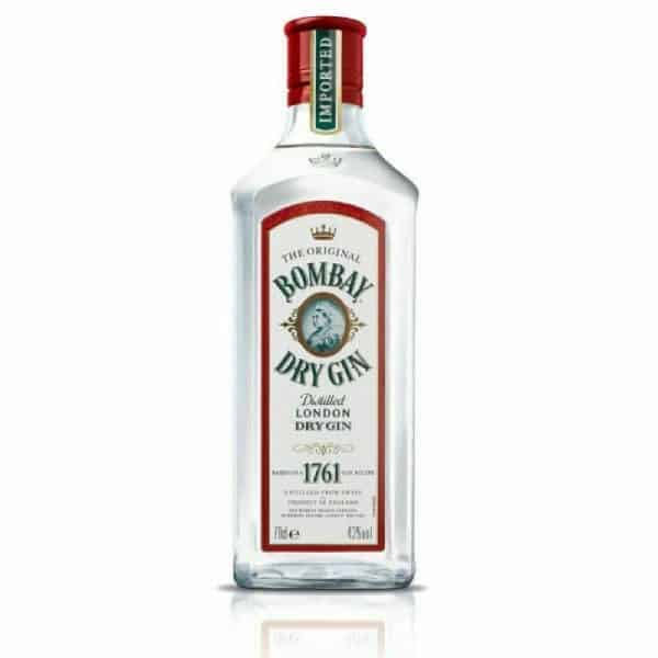 Bombay Original Dry Gin Fl 70