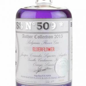 Buss No. 509 Elderflower Gin Fl 70