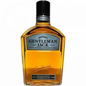 Jack Daniel's Gentleman Jack Whiskey Fl 70