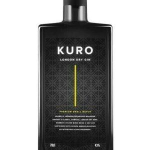 Kuro London Dry Gin Fl 70
