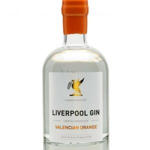 Liverpool Valencian Orange Gin Fl 70