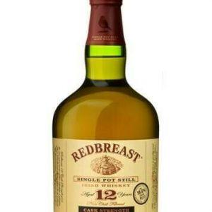 Red Breast 12 Yo Cask Strength Irish Whiskey Fl 70