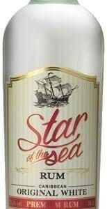 Star Of The Sea White Rum Fl 70