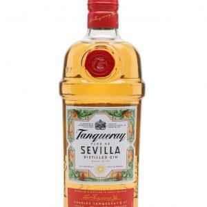 Tanqueray Flor De Sevilla Gin Fl 70