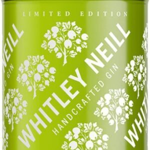 Whitley Neill Gooseberry Gin, Limited Edt. Fl 70