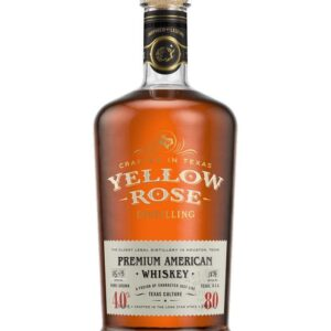 Yellow Rose Premium American Whiskey