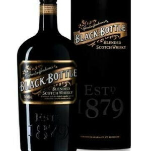 Black Bottle Blended Scotch Whisky Fl 70