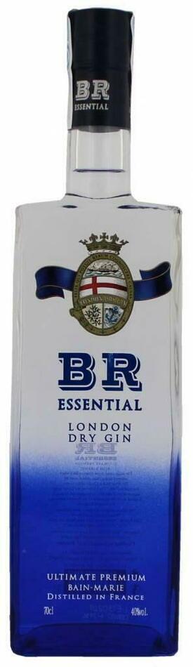 Br Essential London Dry Gin Fl 70