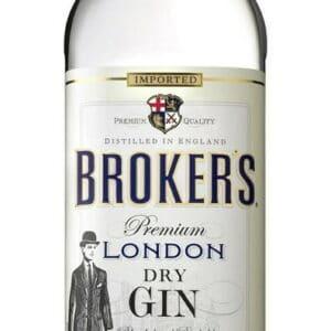 Broker's London Dry Gin Fl 70