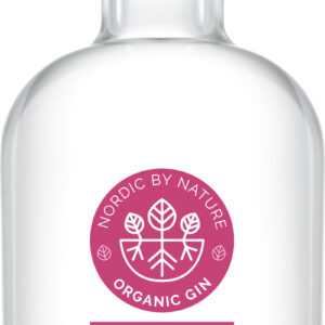 Nordic By Nature Rabarber Gin, Øko