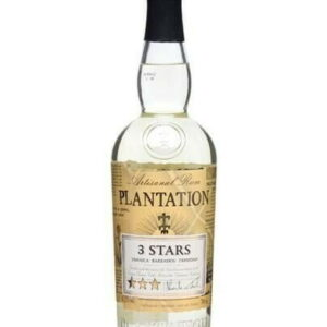 Plantation 3 Star White Rum Fl 70
