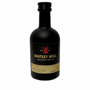 Whitley Neill Handcrafted Dry Gin 5cl