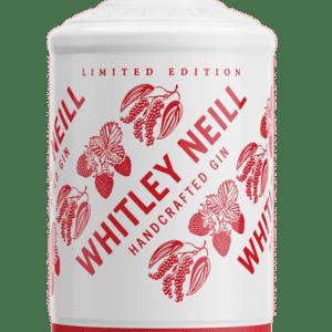 Whitley Neill Strawberry & Black Pepper Gin